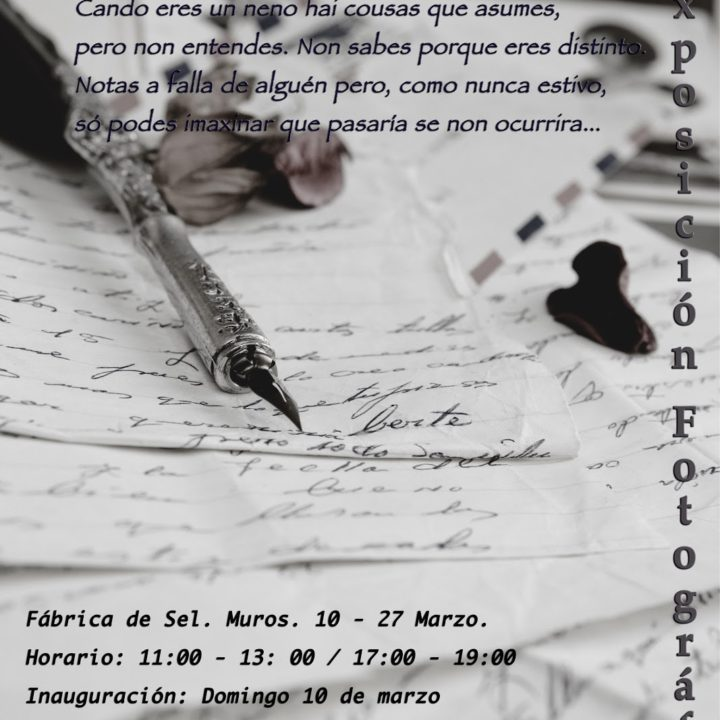 Exposición en Muros.