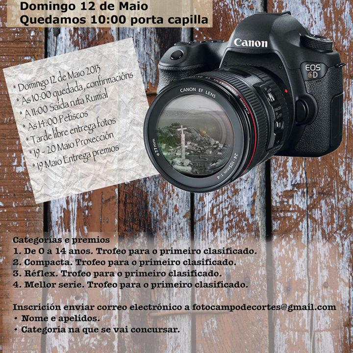 Ralli Fotográfico en Campo de Cortes (Muros).