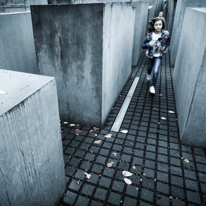 Holocausto, Berlin. Silencio, vacío...