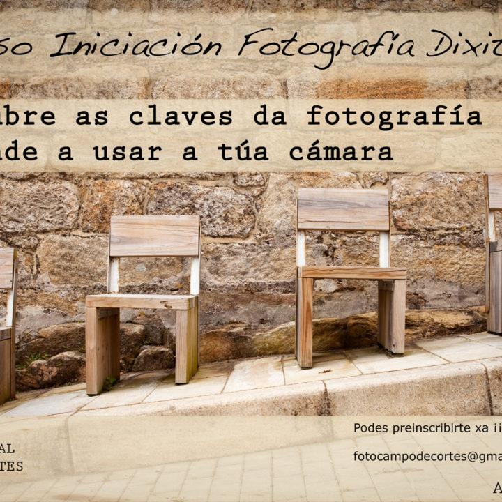 Curso Iniciación Fotografía en CDC (Muros)